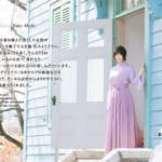 電子雑誌「旅色」2019年6月号公開、真木よう子さんが松本・塩尻でワイナリー巡り