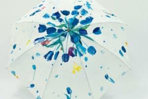 KATO YUI氏が手がける傘アートブランド「SUSTO」