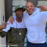 """<span class=""""title"""">Grandmaster Flash says Dr. Dre's new album 'an industry-changing project'</span>"""